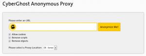 cyberghost web-proxy1